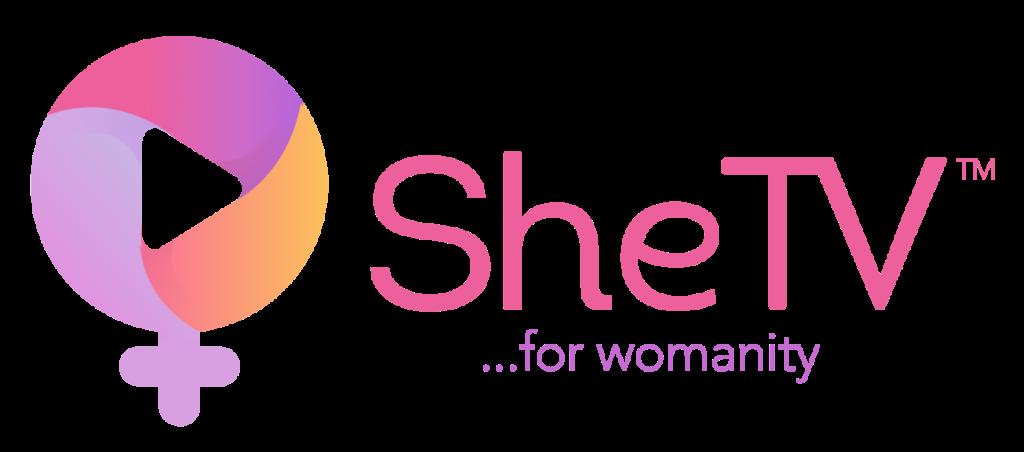 SheTV logo